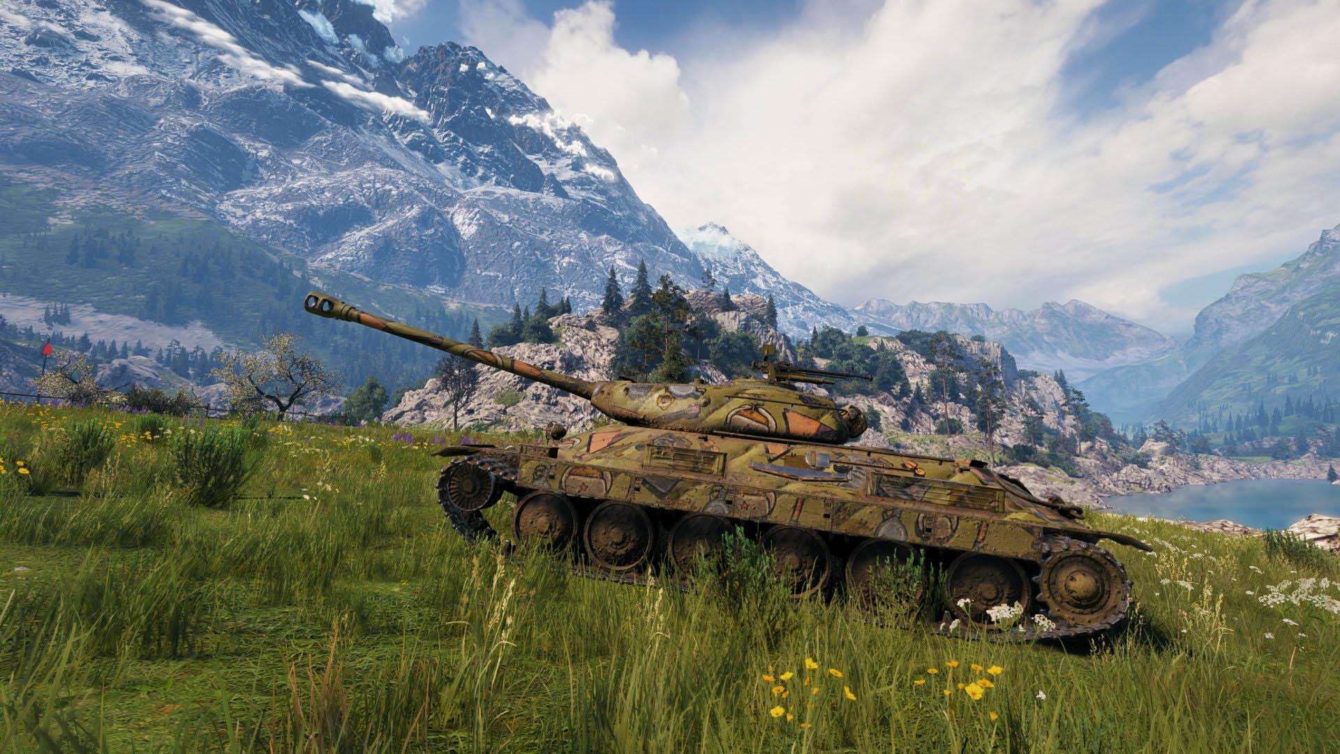 World of Tanks - 10th Anniversary