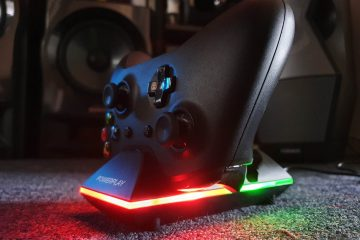 PowerPlay Xbox One Dual Controller Charging Station