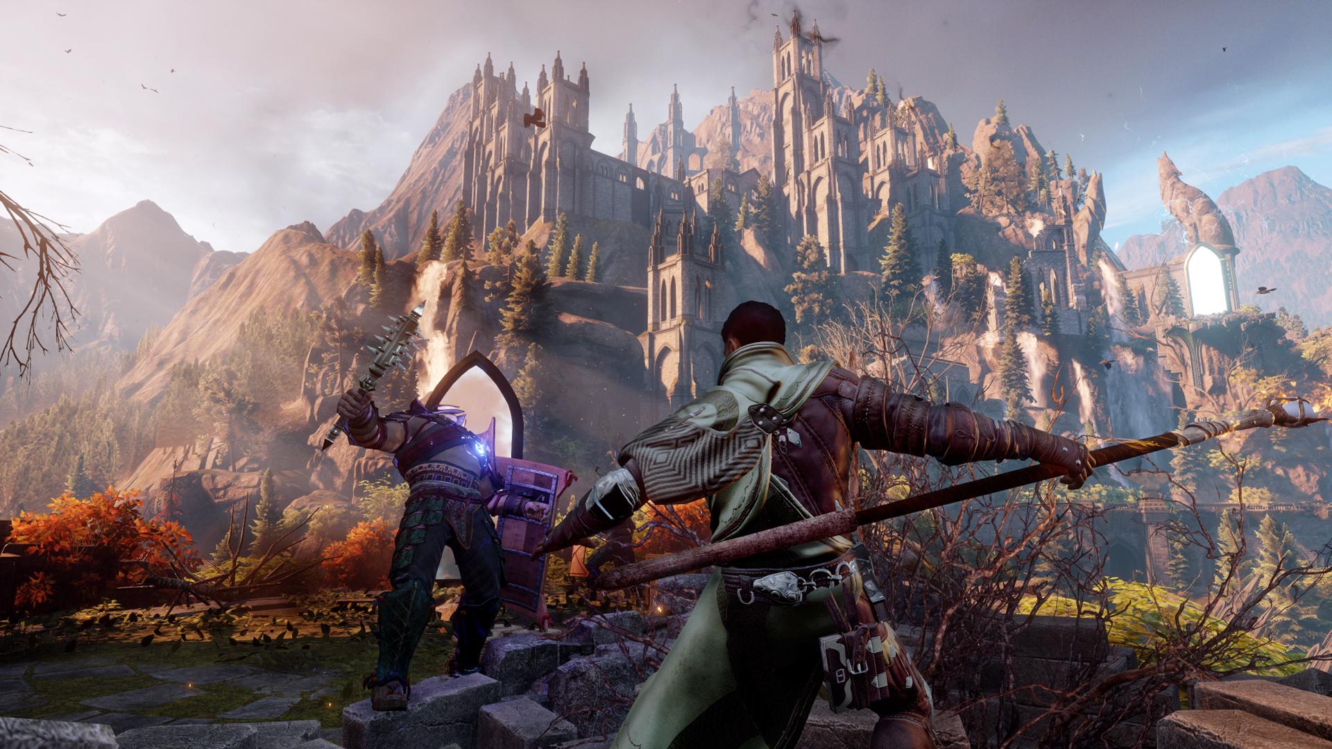 EA Games Dragon Age
