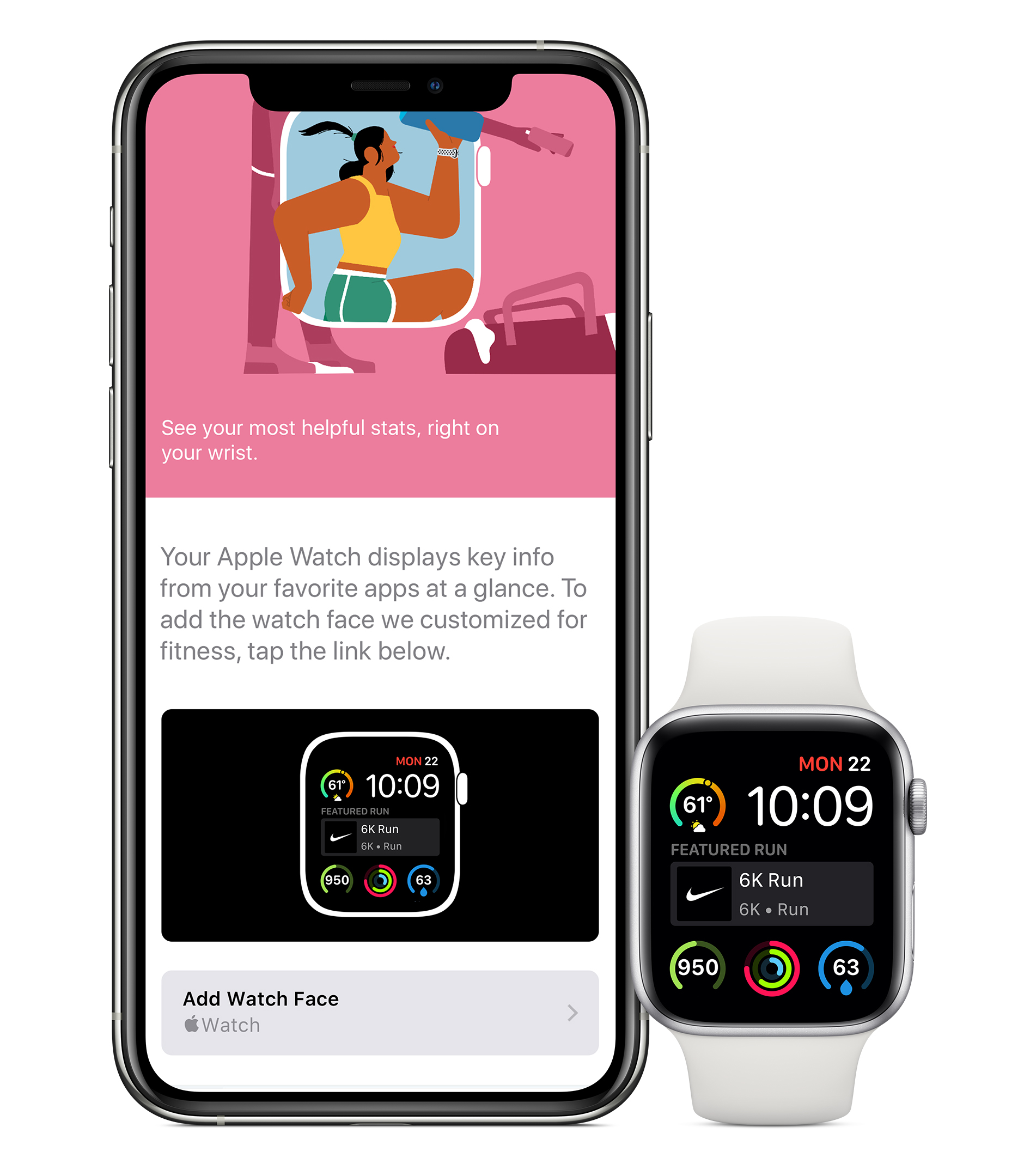 Apple Watch watchOS7
