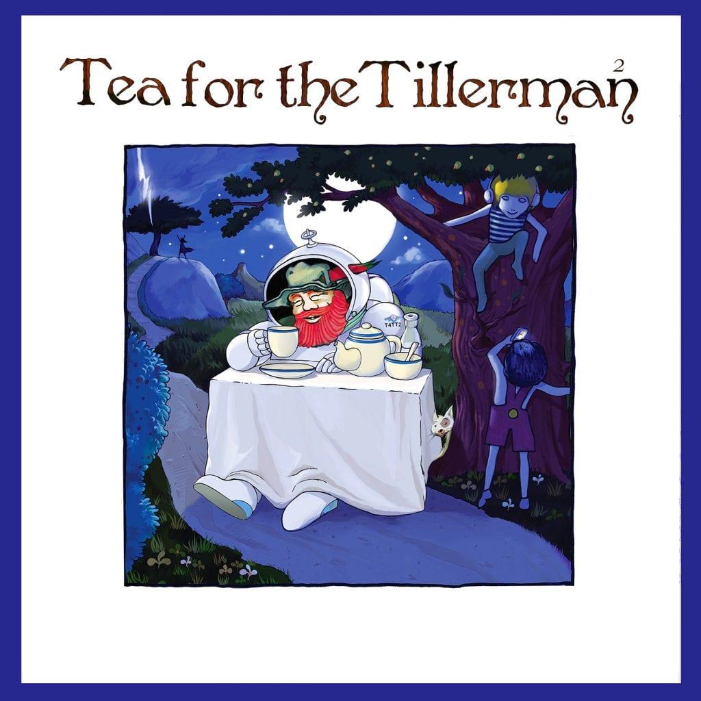 Cat Stevens - Yusuf Tea for the Tillerman