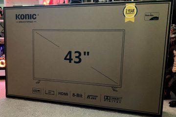 Konic 43 inch TV