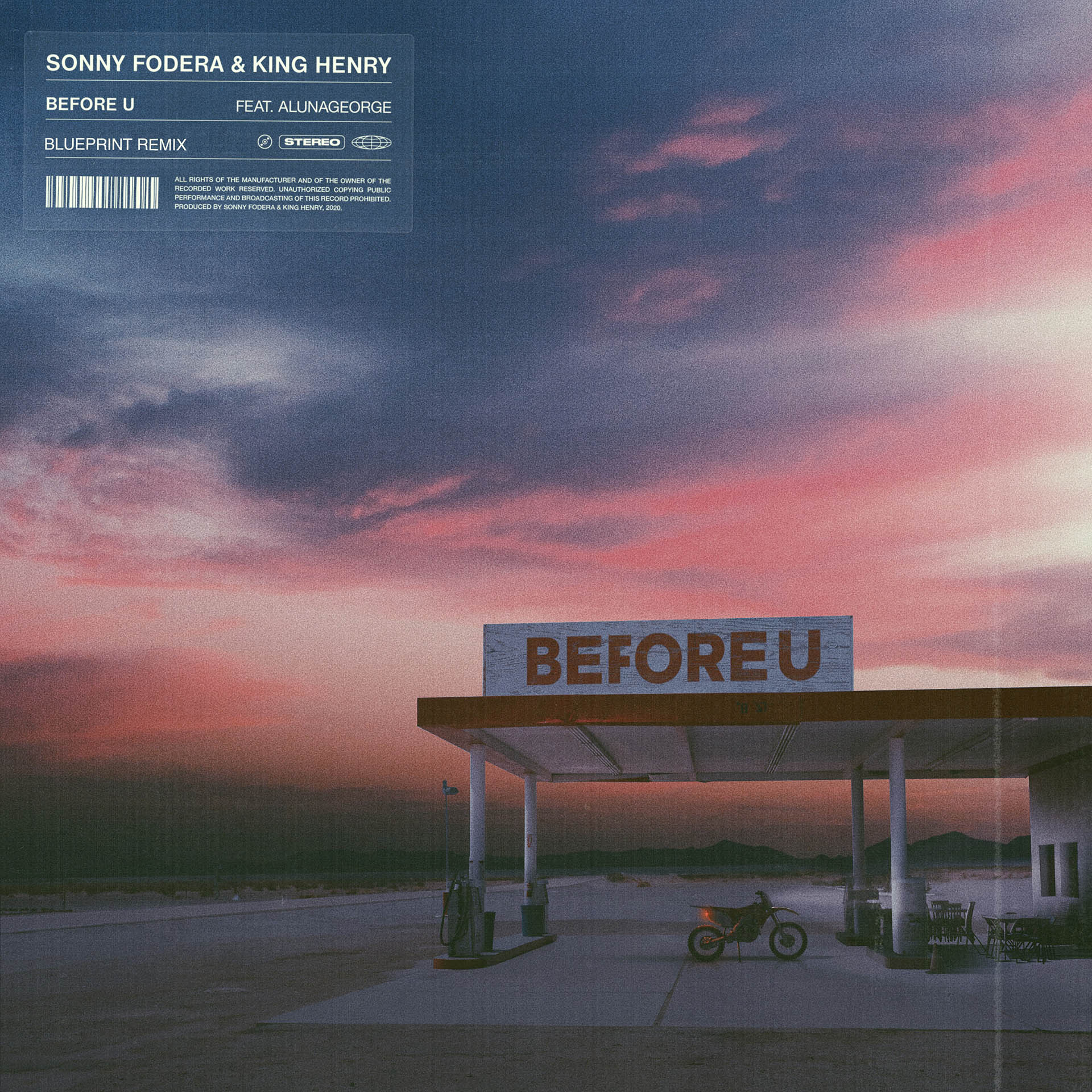 KingHenry BluePrint Remix