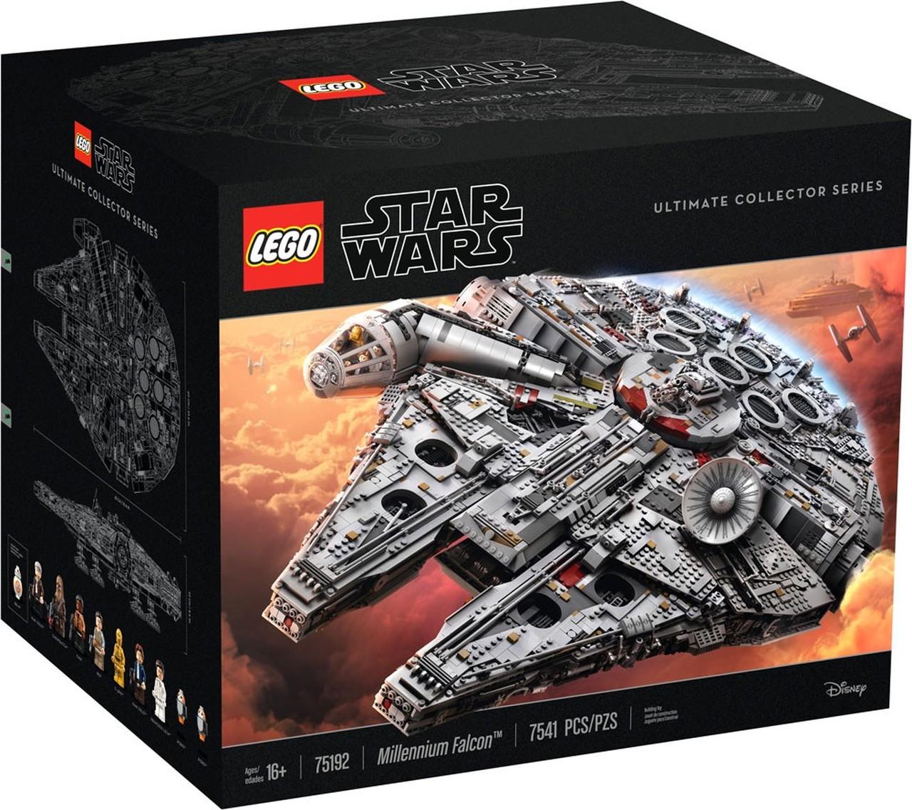 LEGO - Star Wars Millennium Falcon