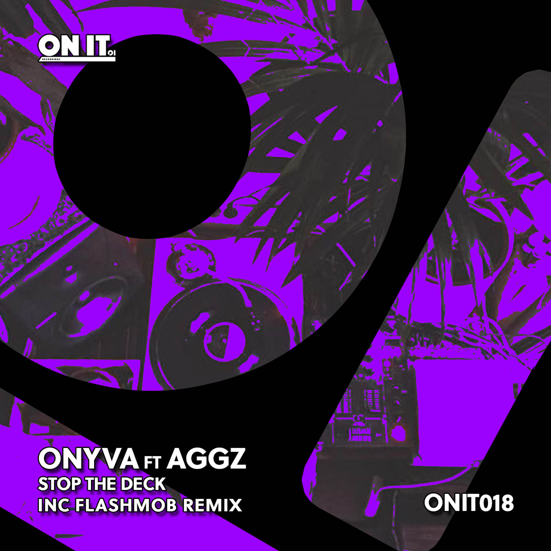 ONYVA and Flashmob - On it Single
