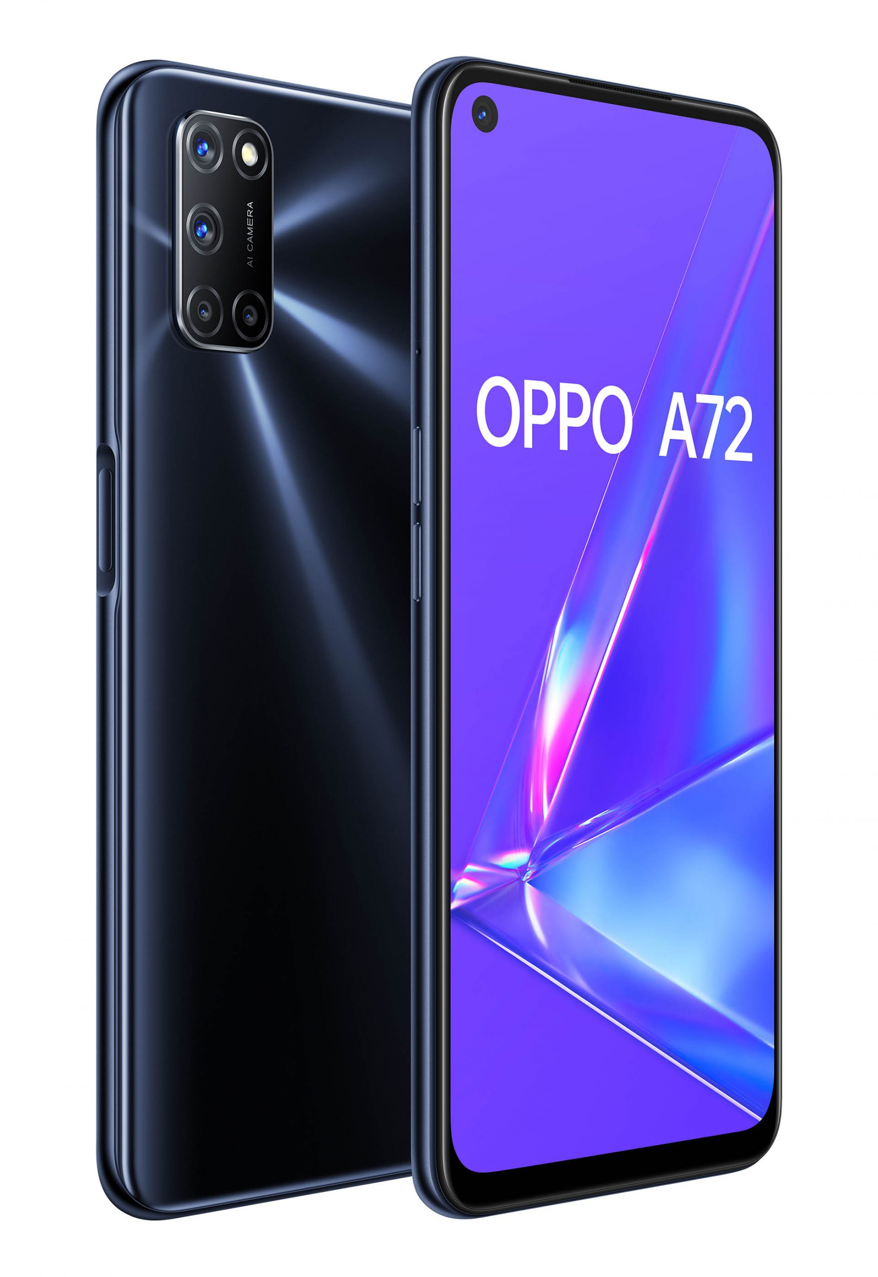 OPPO A72 Twilight-Black