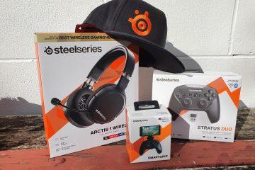Steelseries Gamer Gear Pack Giveaway