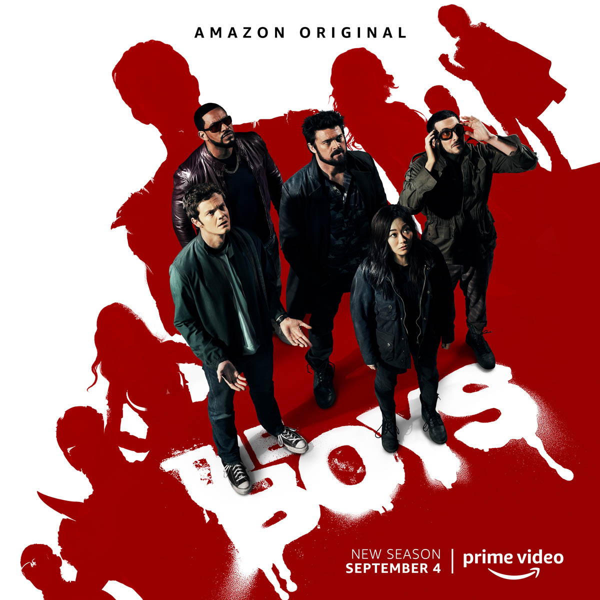 The Boys - Season Two Amazon Prime