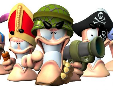 Worms - Team17