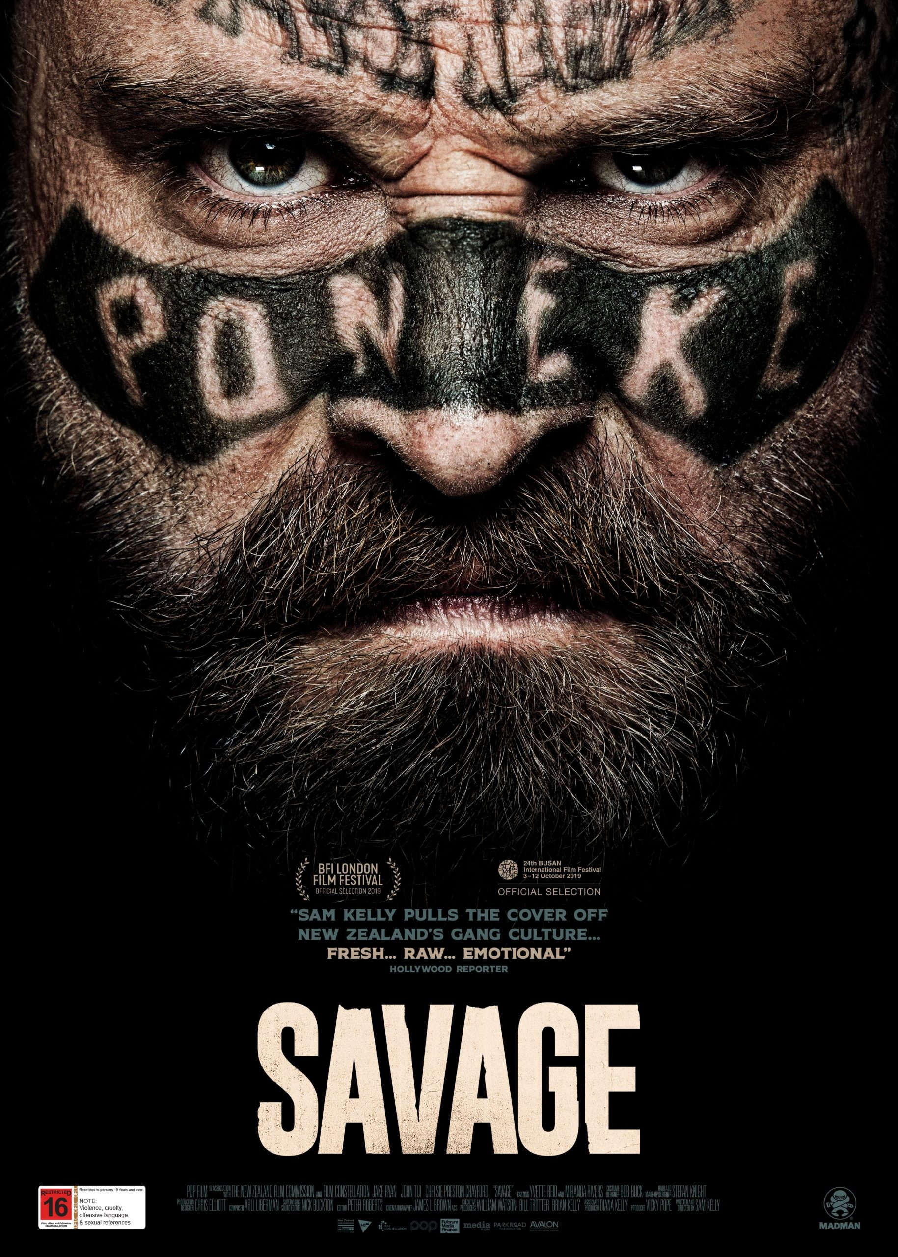 Savage - Film