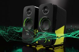 JBL QUANTUM DUO PC SPEAKERS