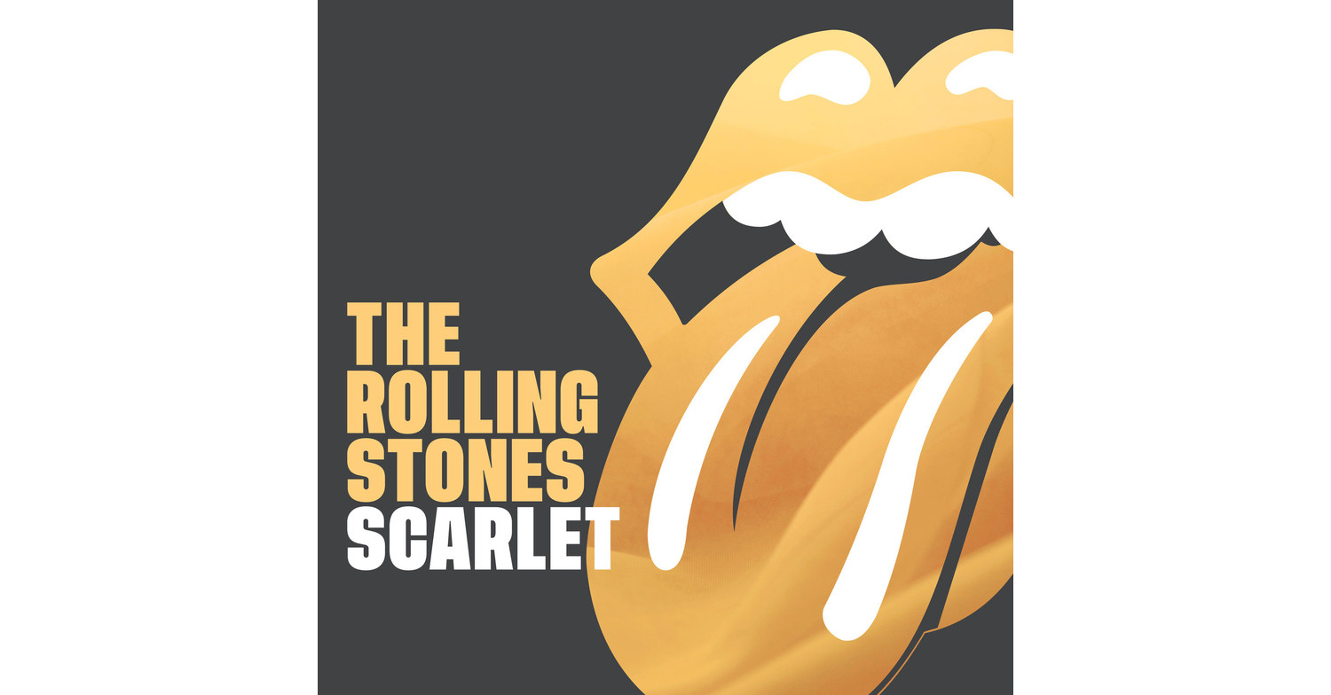 "The Rolling Stones Release Previously Unheard Track Featuring Jimmy Page - ""Scarlet"" Out Now!"