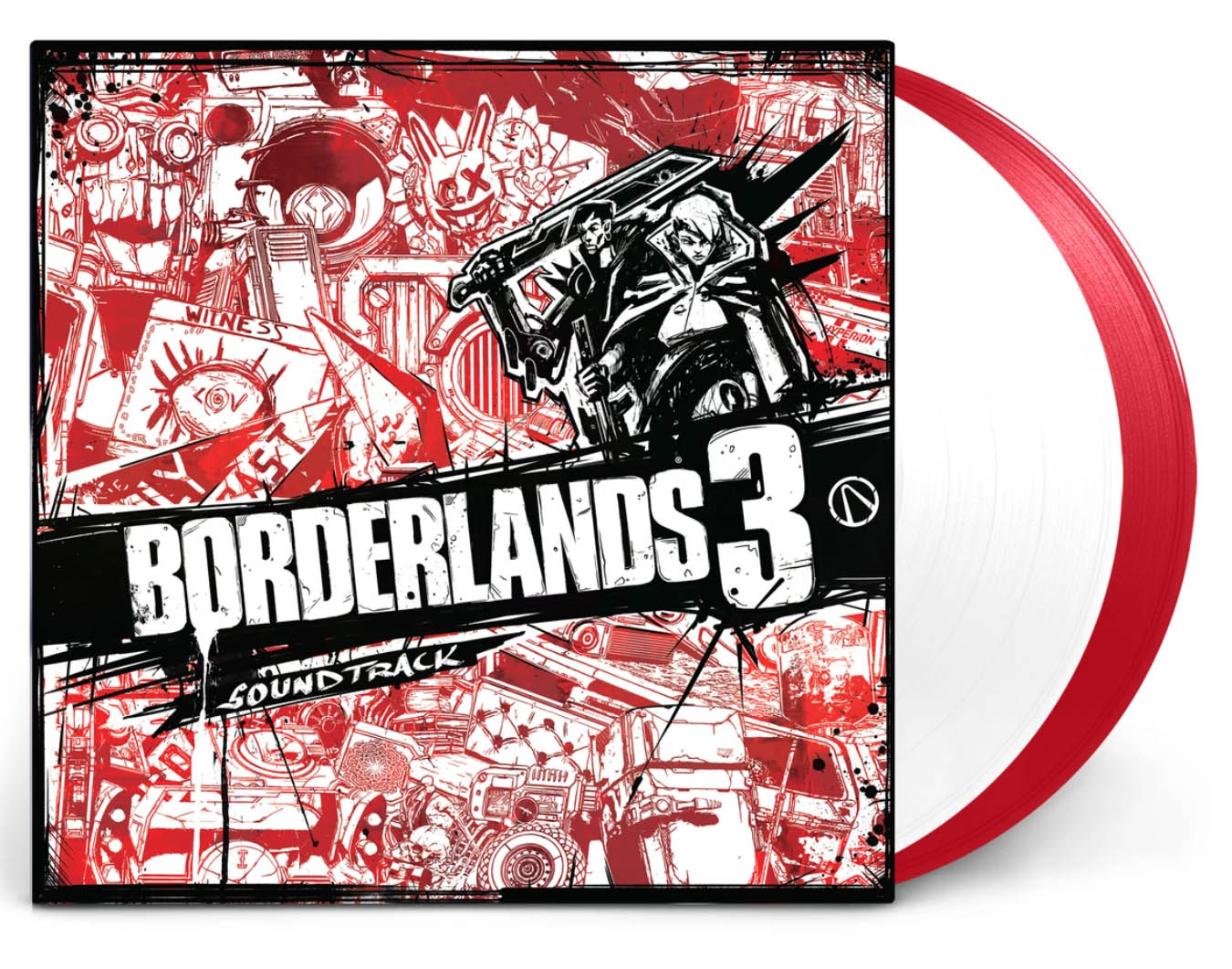 Borderlands Collection on Vinyl