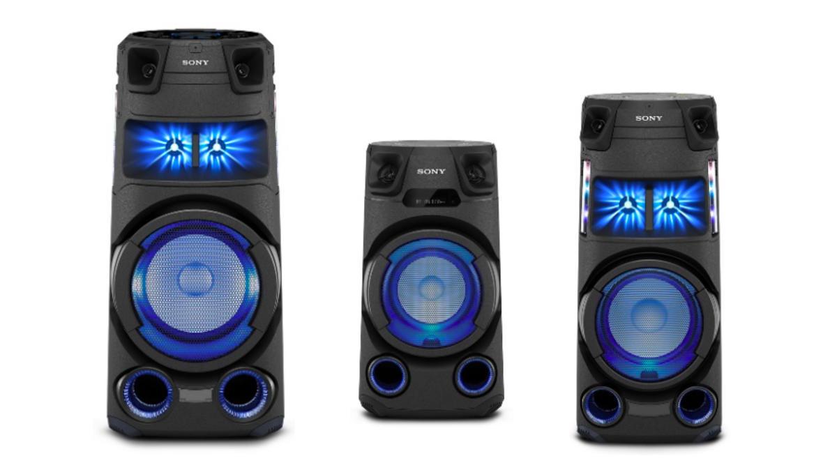 Sony Audio Entertainment Lineup 2020