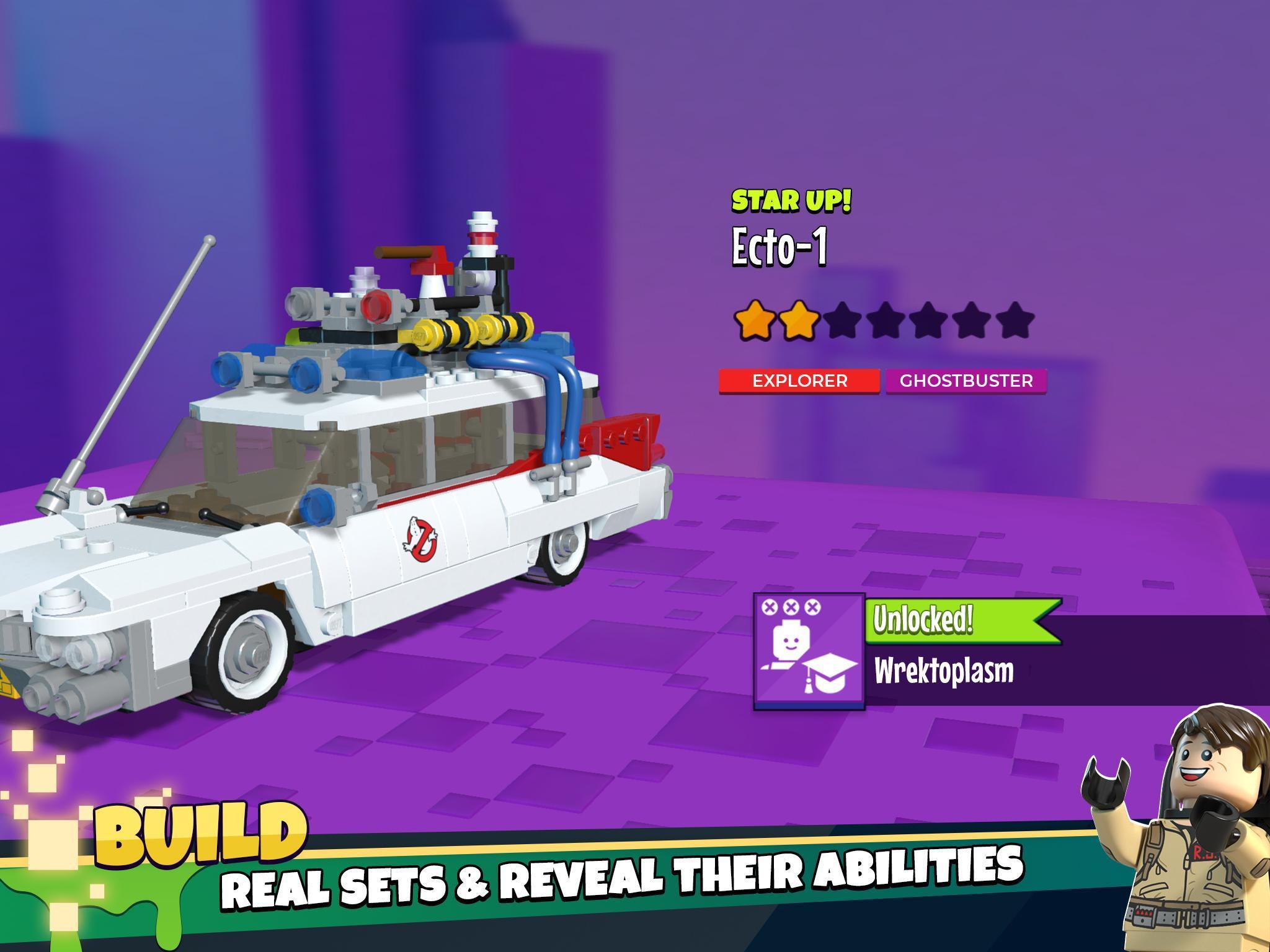 LEGO Legacy - Heroes Unboxed