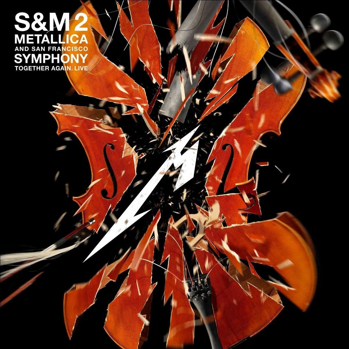Metallica and San Fransisco Symphony