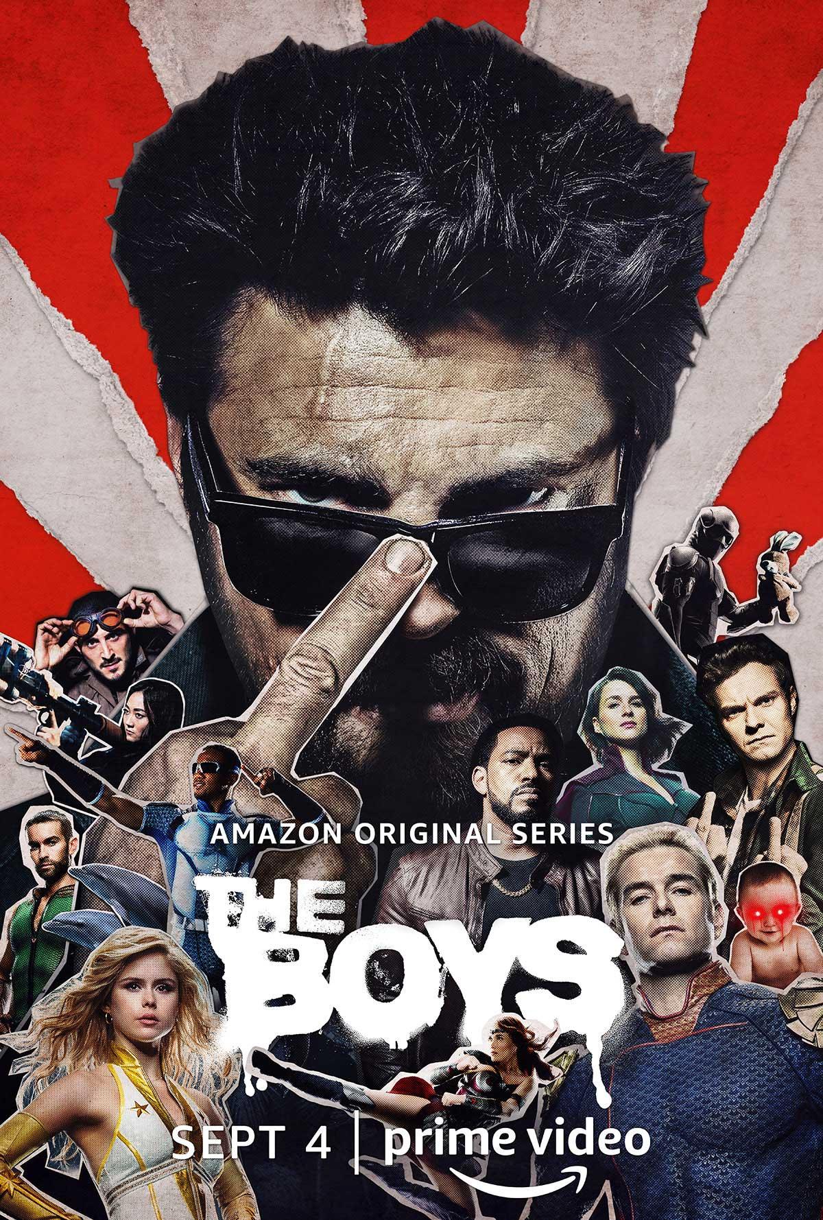 Butcher - The Boys