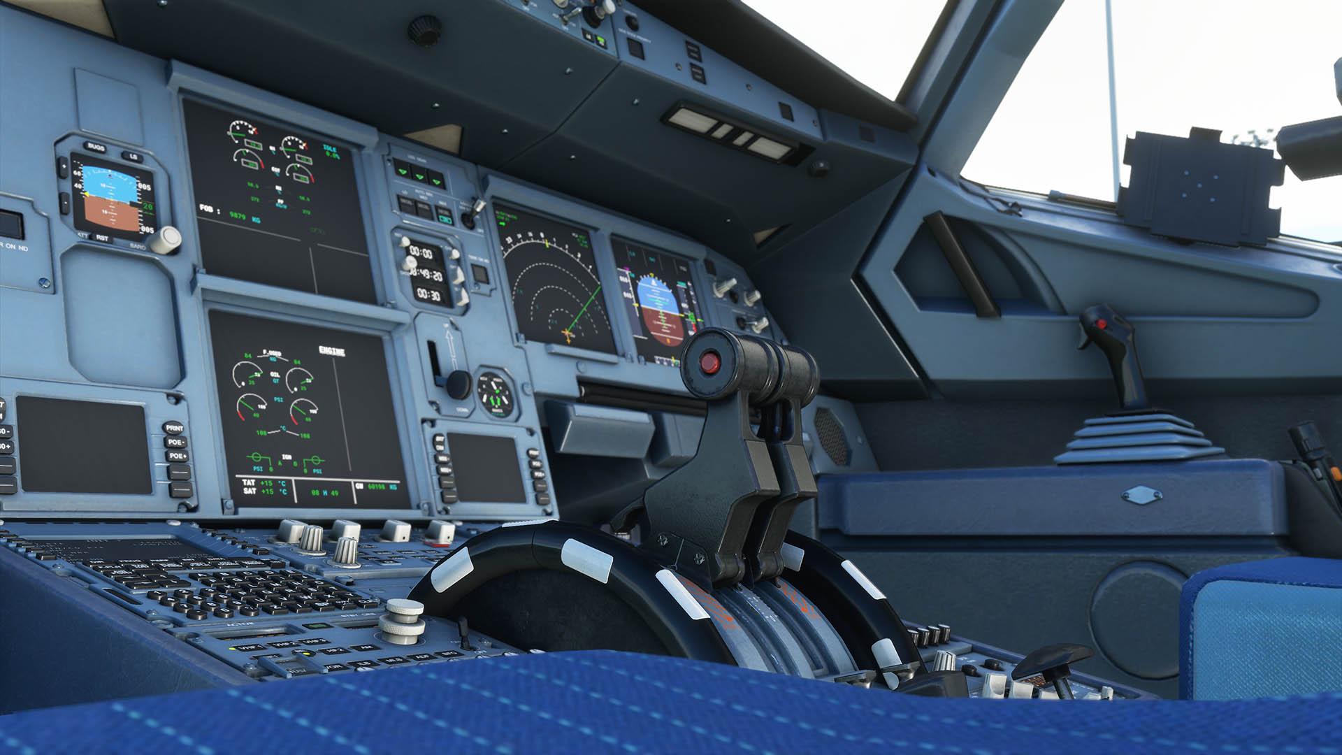 Micrsoft Flight Simulator 2020