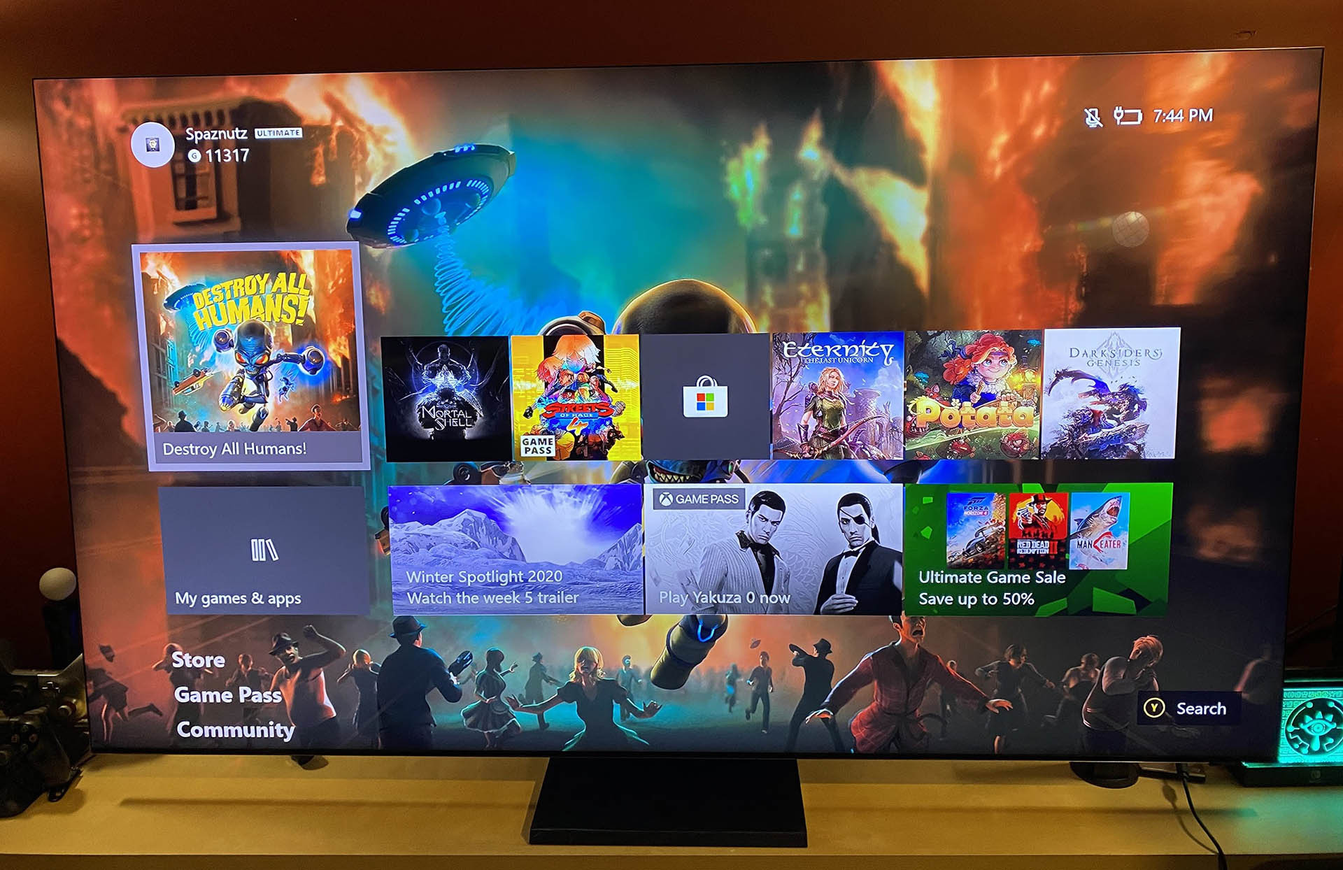 Samsung QLED 8K 65 inch Q950TS Smart TV (2020)