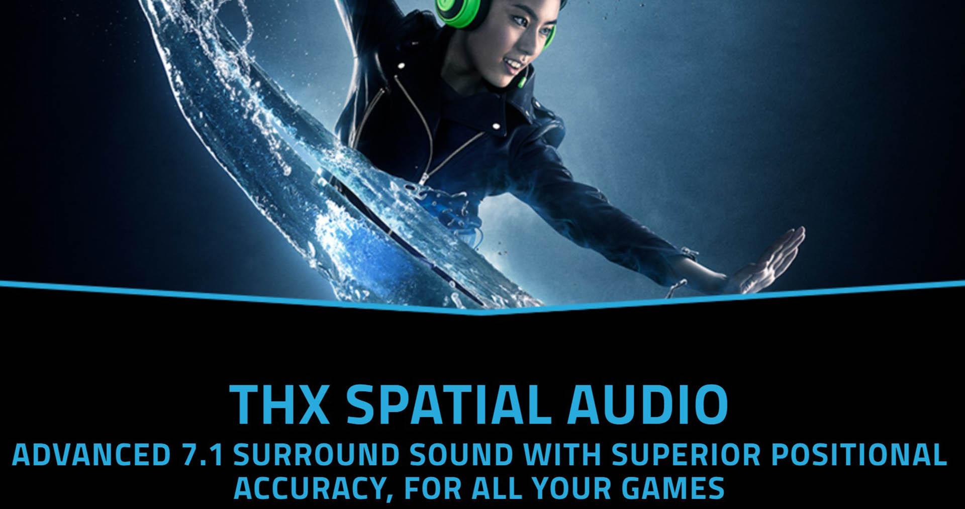 THX Spatial Gaming Audio App