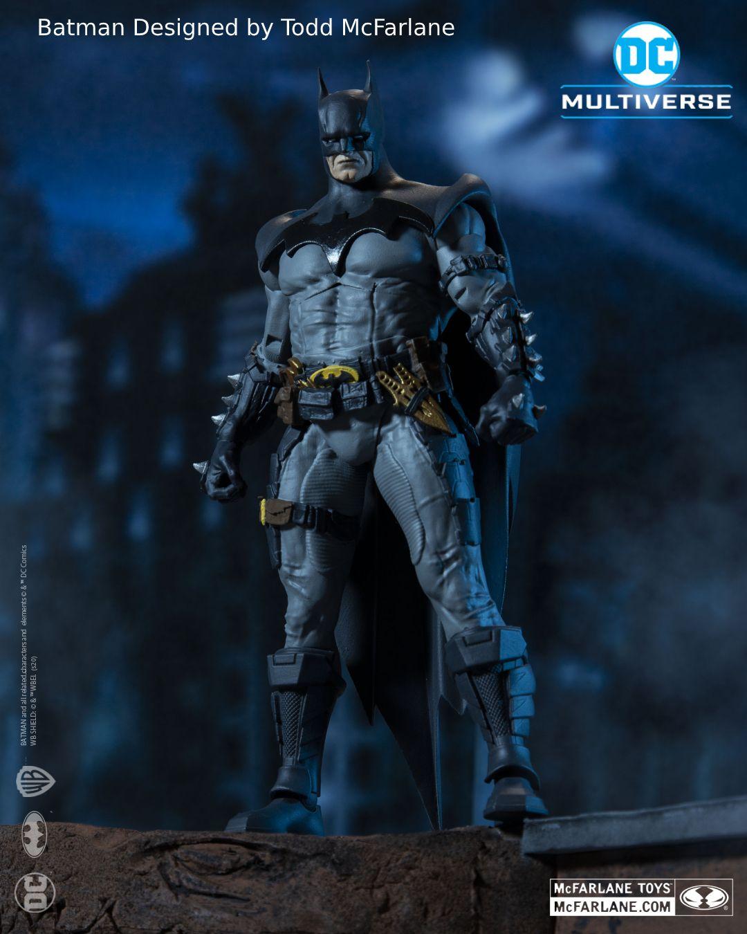 Todd McFarlane - Batman 2021