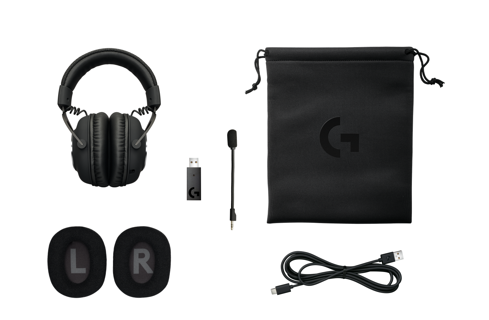 Logitech G Pro X Wireless Gaming Headphones