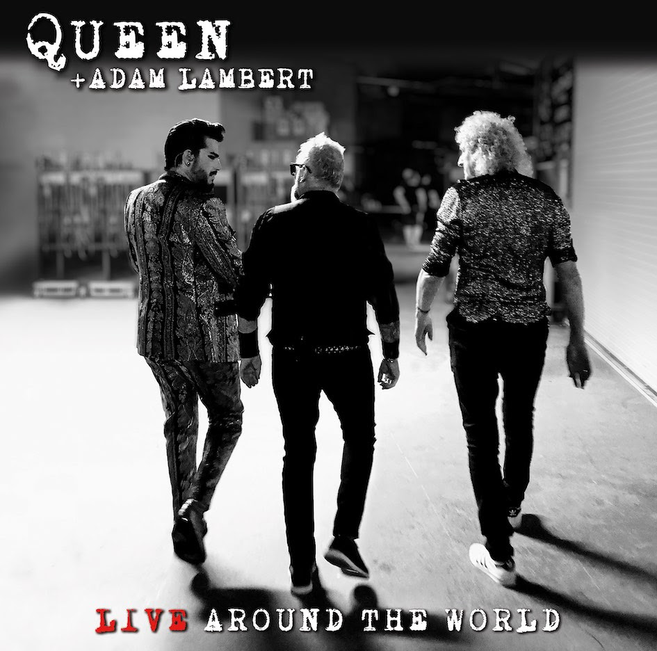 Queen + Adam Lambert - Live Album