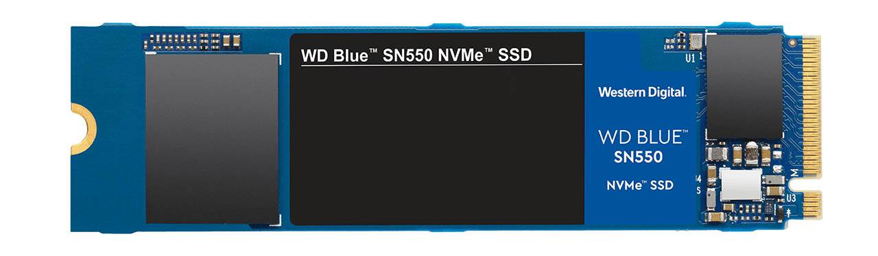 WD Blue SN550 NVME SSD