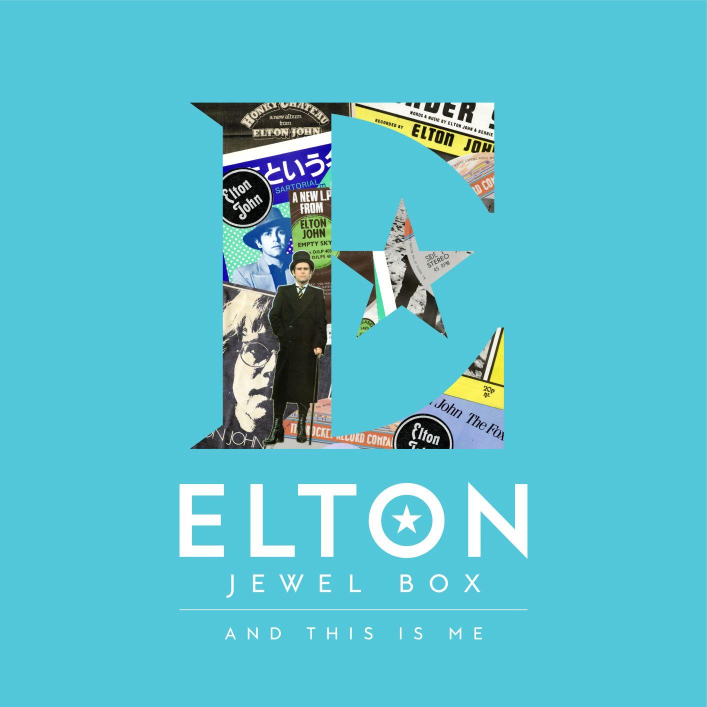 Elton John - Jewel Box