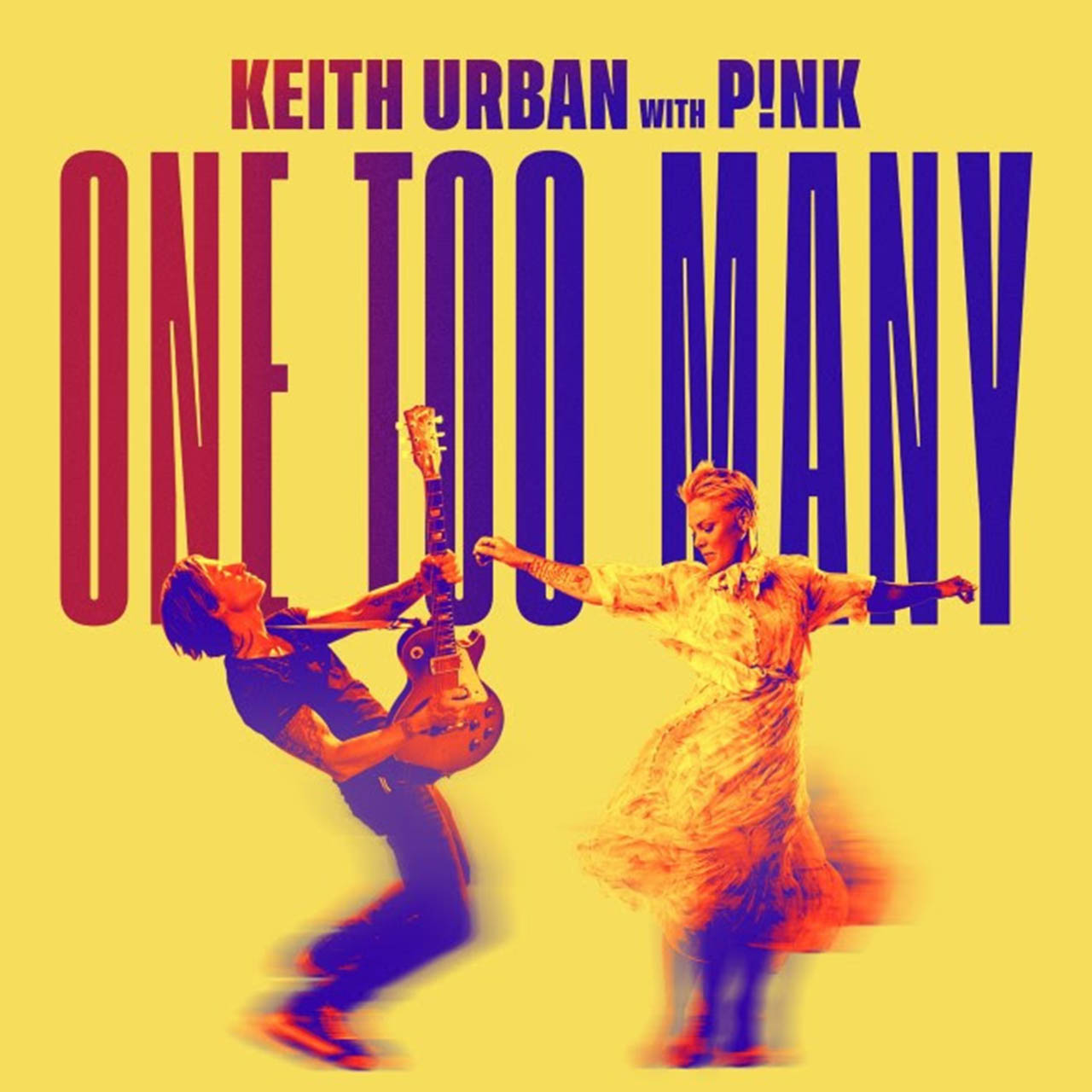 Keith Urban and Pink - The Speed of Now