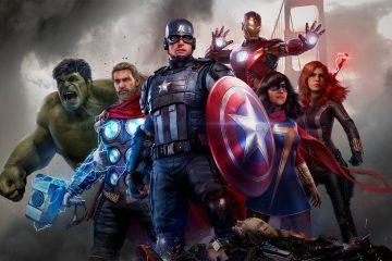 Marvels Avengers - PC