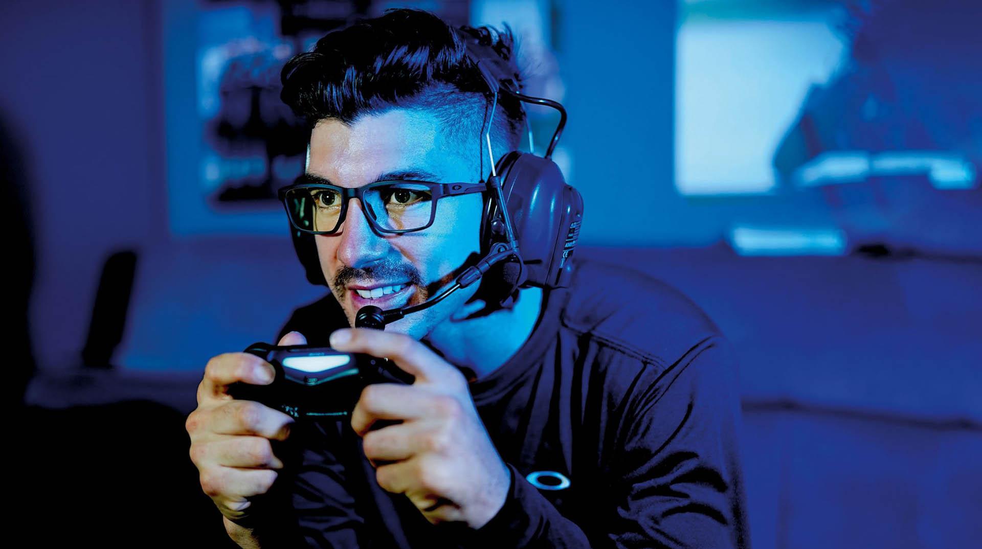 Oakley Gaming Prizm Lenses