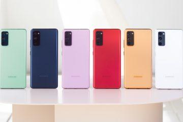 Samsung Galaxy FE 2020