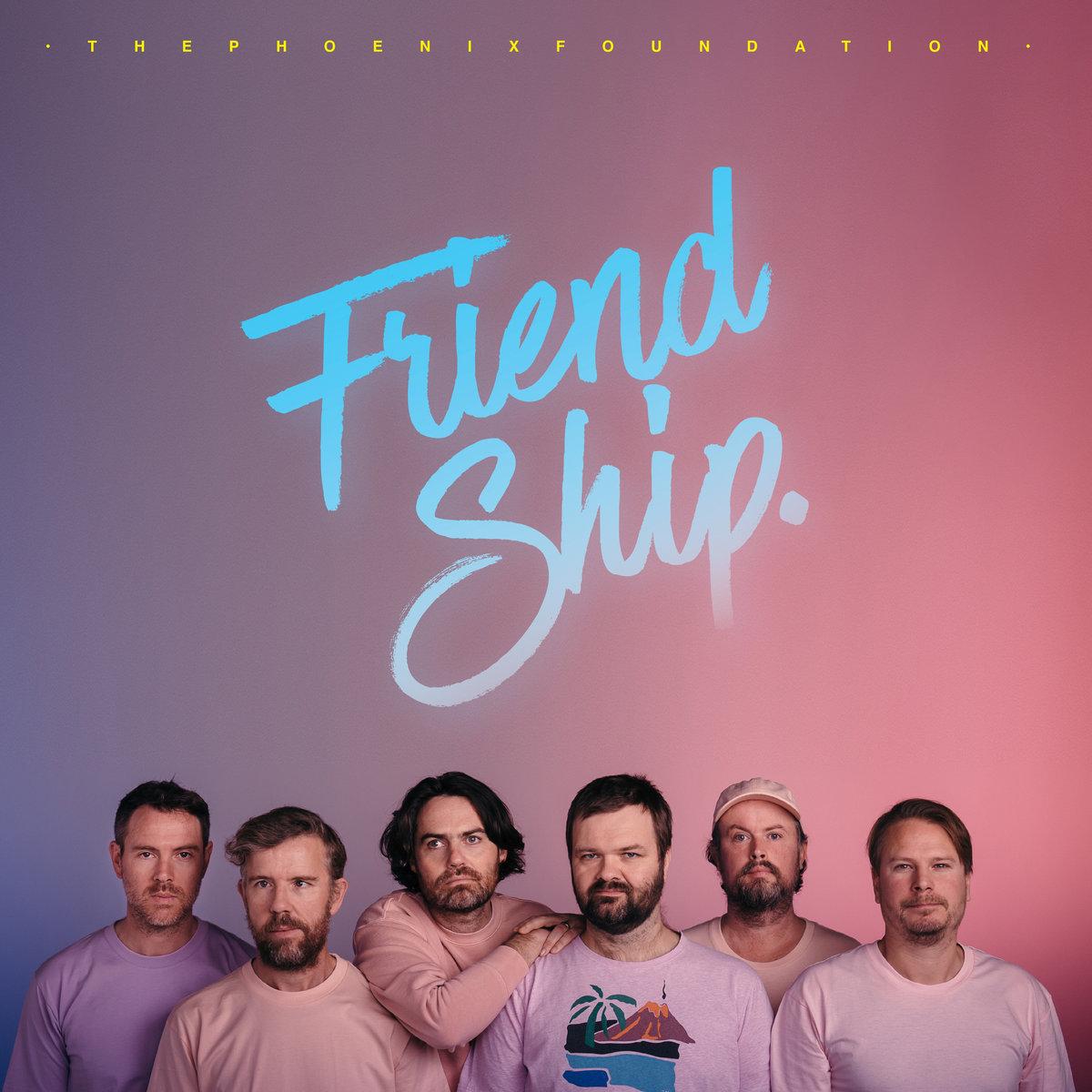 The Phoenix Foundation - Fiend Ship Album