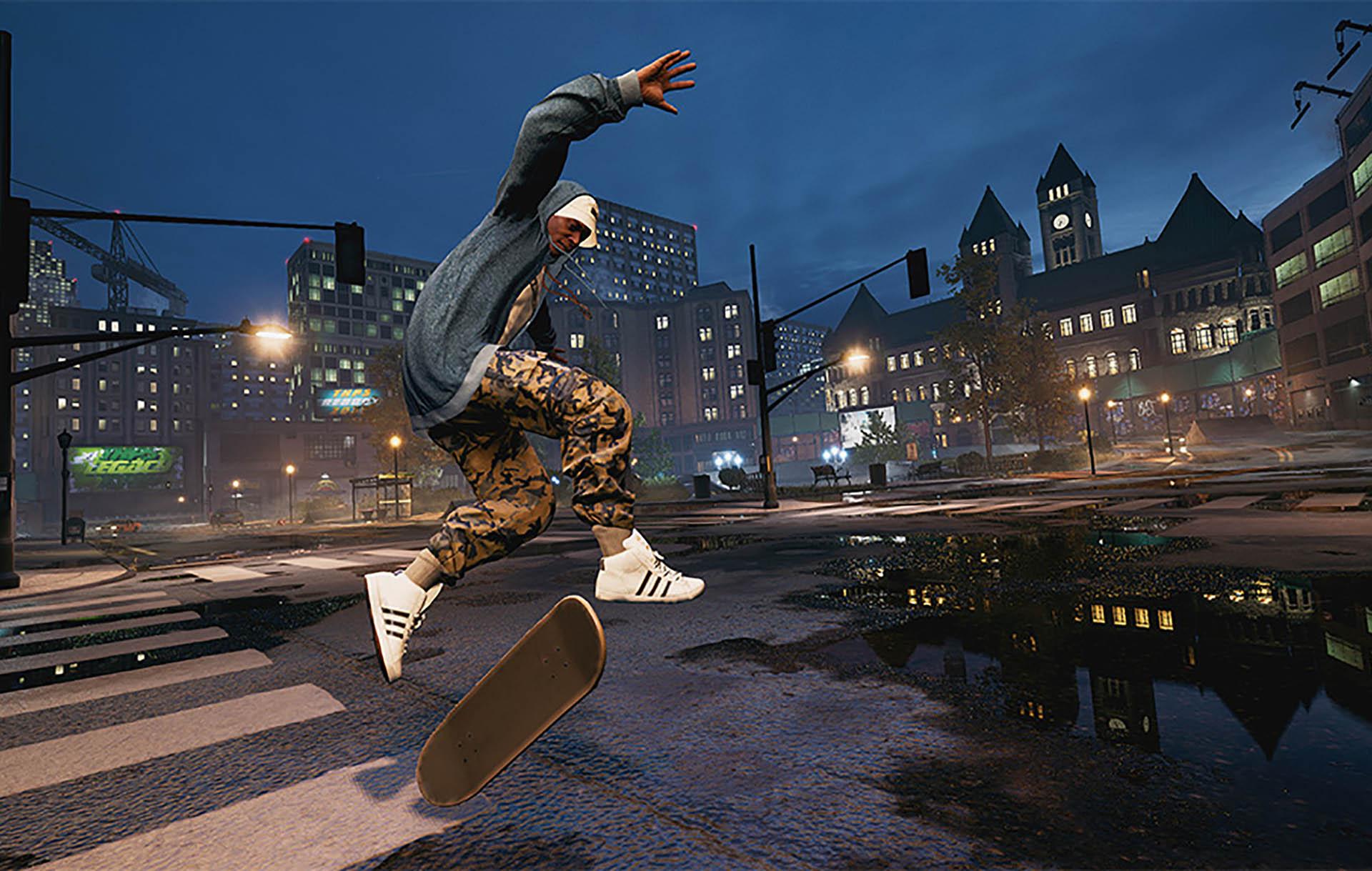 Tony Hawk Pro Skater 1 - Remastered