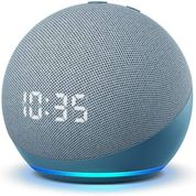 Echo Dot with Clock