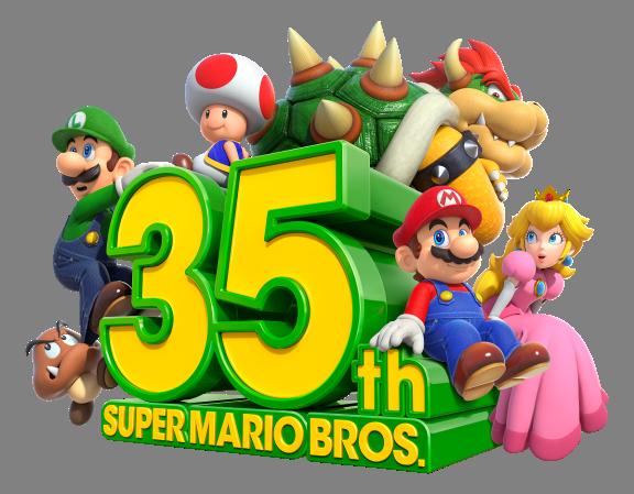 Mario - 35 Years
