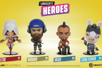 Ubisoft Heroes collectables
