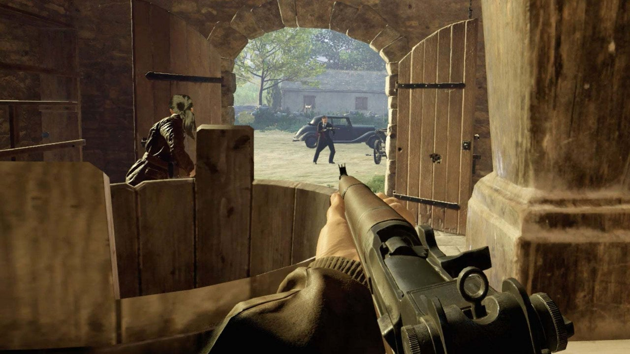 Medal of Honor - Above and Beyond VR