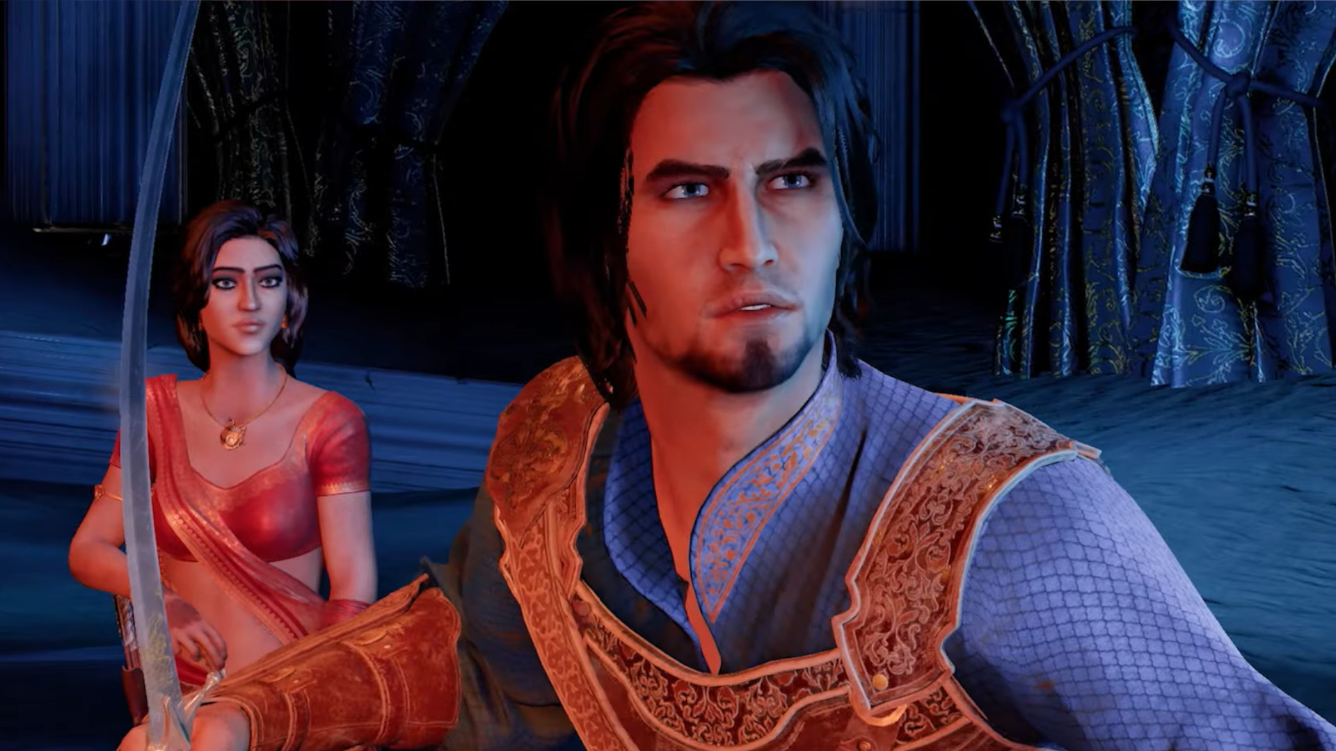 Prince of Persia - Sands of Time Remaster