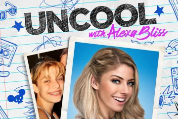 WWE Uncool with Alexa Bliss - Podcast