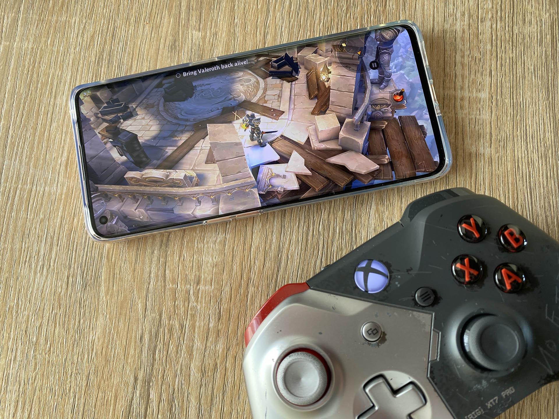 OPPO Find X2 Pro 5G - Vegan Orange Leather Edition
