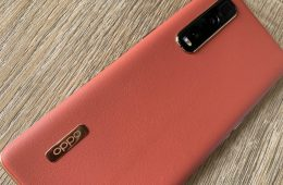 OPPO Find X2 Pro 5G - Vegan Orange Leather Edition
