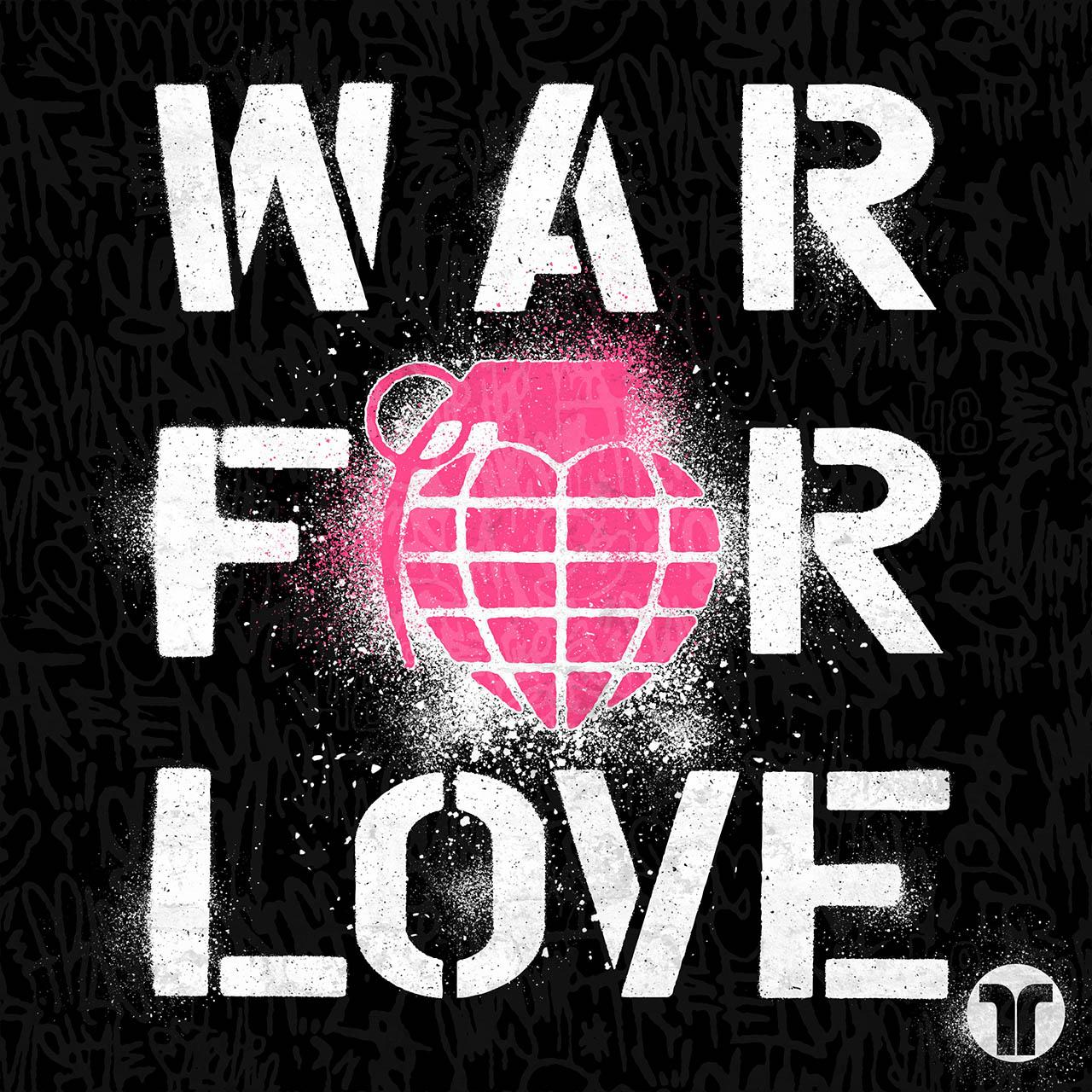 War for Love - Single