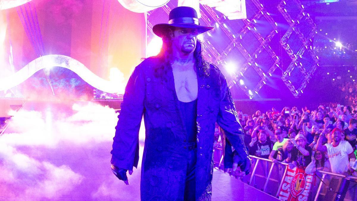 The Undertaker - WWE