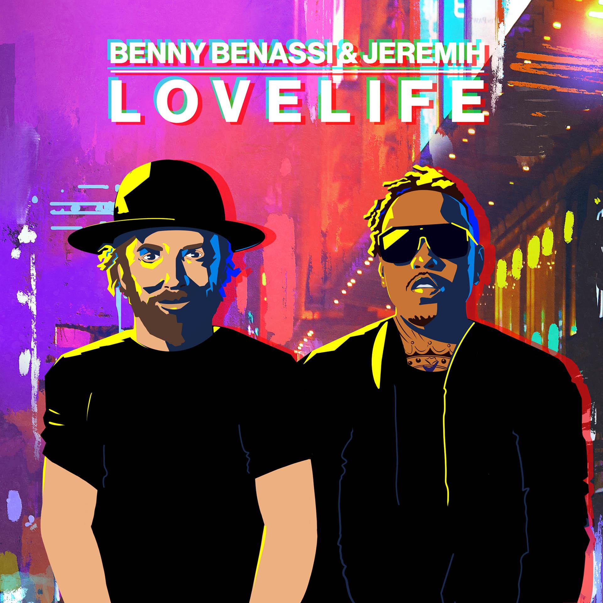 Benny Benassi & Jeremih - LOVELIFE