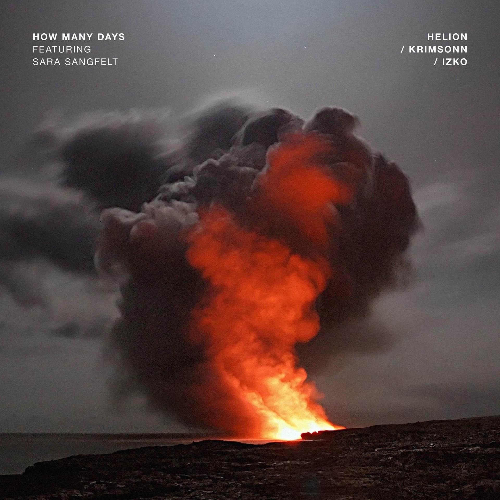 Krimsonn and IZKO for How Many Days ft. Sara Sangfelt