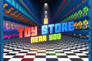 A Toy Store Near You