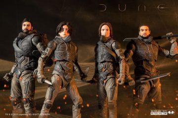 McFarlane Dune 2021 Action Figures