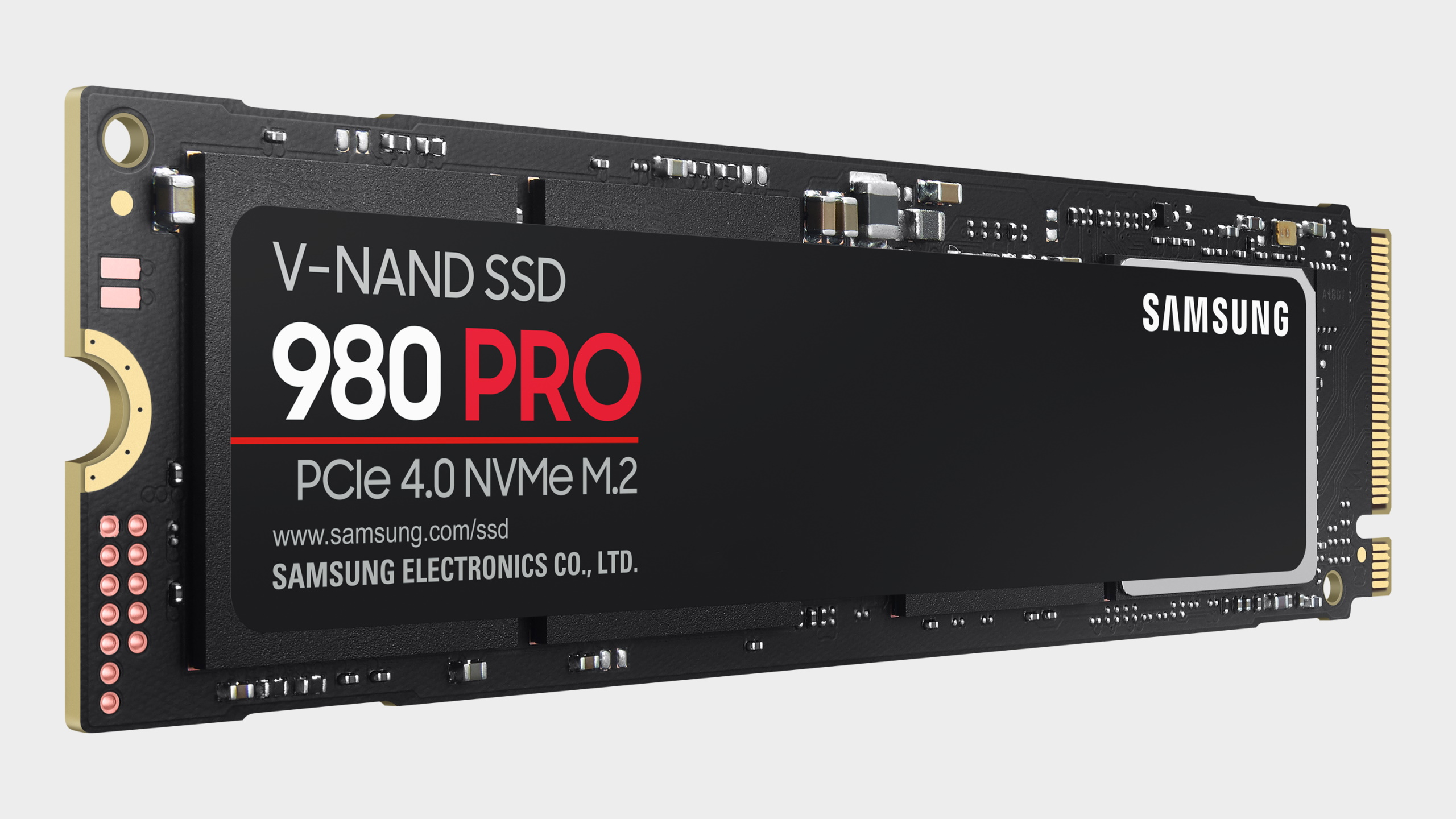 Samsung 980 Pro PCIe NVMe SSD